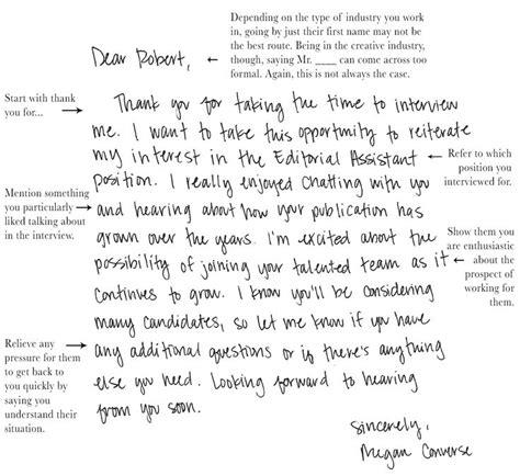 thank you letter after handwritten sle die besten 25 thank you after ideen auf