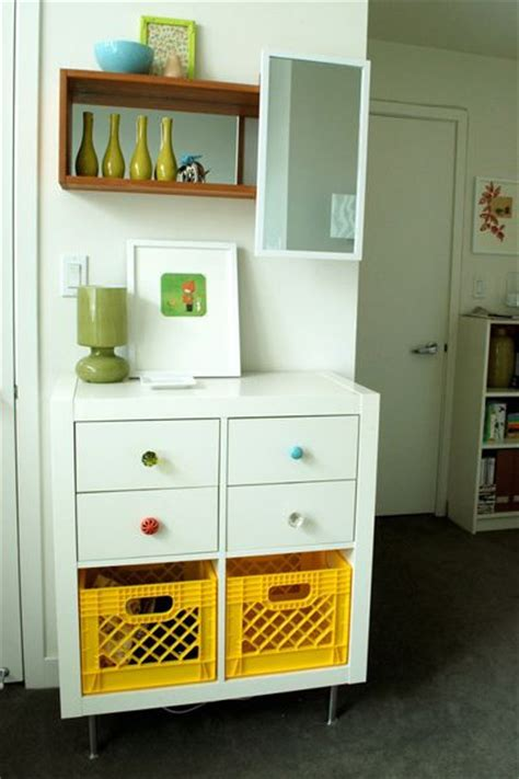 Milk Crate Drawers by Discover And Save Creative Ideas