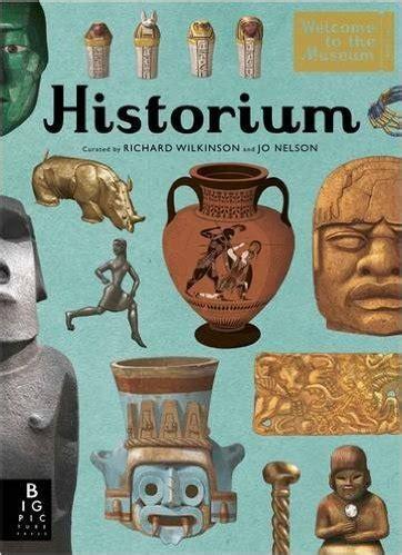 libro historium welcome to the 7 colecciones de libros para estimular la curiosidad montessori en casa