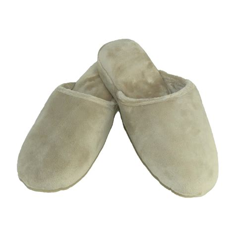 totes slippers womens womens plush velour wedge clog slippers by totes isotoner