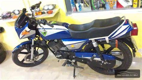 Used Kawasaki GTO 125 1992 Bike for sale in Multan