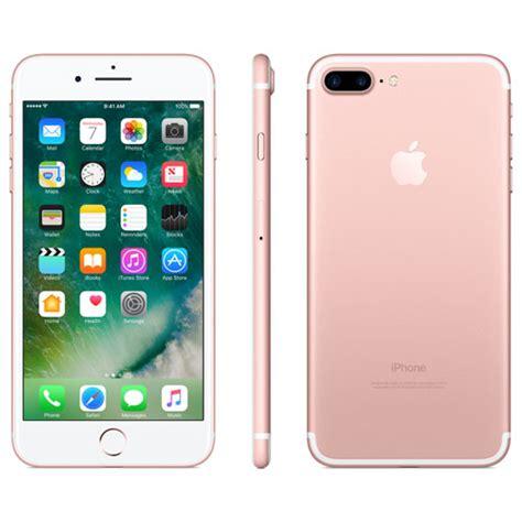 New Iphone 7 Plus Rosegold 256gb apple iphone 7 plus 256gb gold tradeline stores