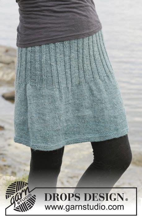 knitted skirt pattern best 25 drops design ideas on
