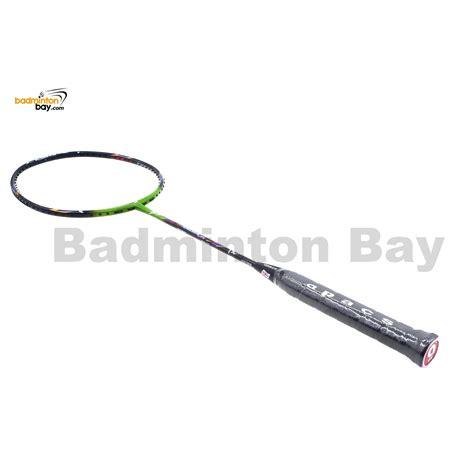 Raket Badminton Apacs Ferocious Lite Sg apacs ferocious lite black green badminton racket 6u