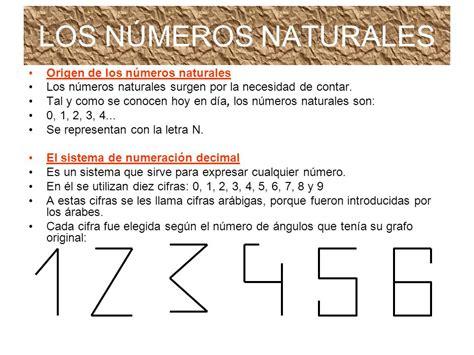 Numeros Terminados En 7 Cuando Cobran La Asignacion | numeros naturales y n 218 meros enteros ppt video online