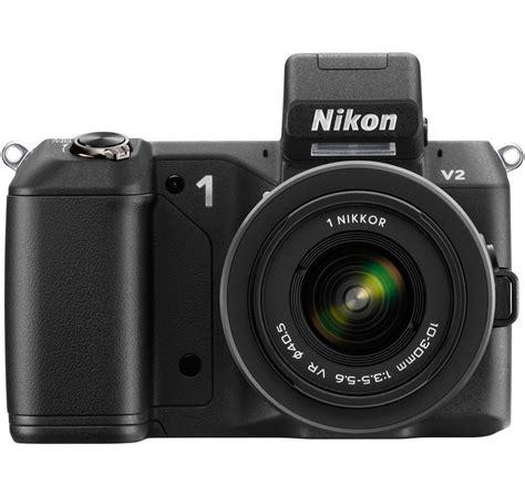 mirrorless nikon nikon 1v2 mirrorless system with 10 30 mm kit lens