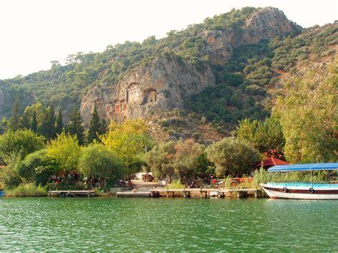 www turkey dalyan river trip sail in turkey