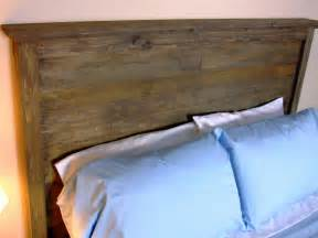rustic wooden headboard diy headboards 53 original ideas for easy style diy