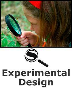 experimental design guidance profile nsta learning center
