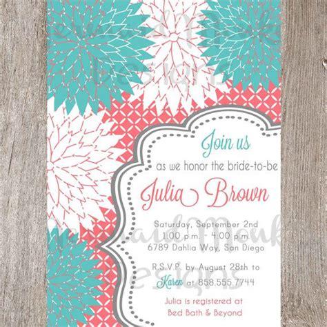 bridal shower invitations email bridal shower invitations bridal shower invitations via email