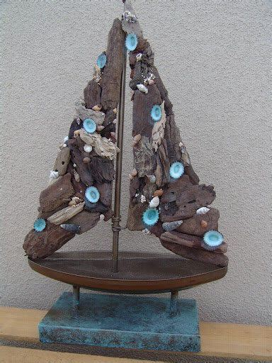 driftwood home decor handcrafted nautical driftwood sailboat loving coastal