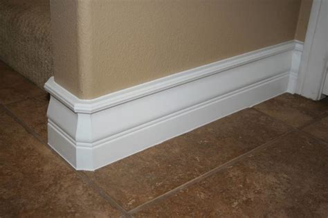 Interior Baseboard Trim by Baseboard Moldings Houston Interior Hardwood Trim Moldings