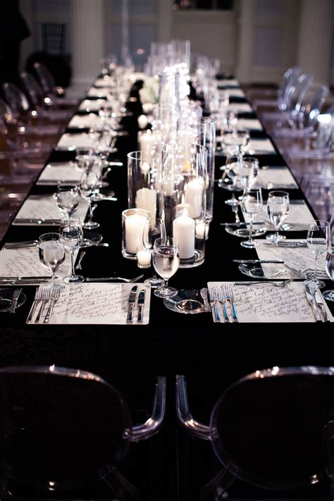 classic black white charleston wedding a l oct 3 2015 black silver wedding wedding table