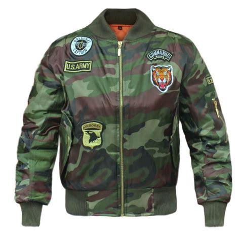 Bomber Pacht Army Ml boys children ma1 badges bomber jacket coat army padded 7 13 ebay