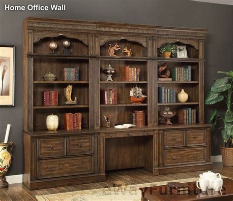 Parker House Aria Library Home Office Wall Home Office Library Furniture