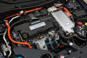 2014 honda accord hybrid touring engine view 1 photo 7