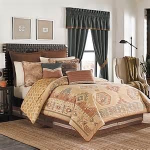 Reversible Bedding Sets Croscill Arizona Reversible Comforter Set Bed Bath Beyond