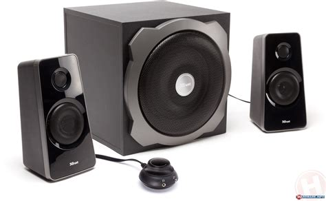 Speaker Subwoofer 9 computer speakers tested with or without subwoofer