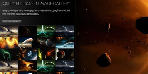 tutorial jquery image gallery 35 jquery slideshow and gallery tutorials plugins and
