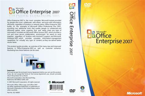 Microsoft Office Enterprise 2007 office enterprise 2007 cover by zawir on deviantart