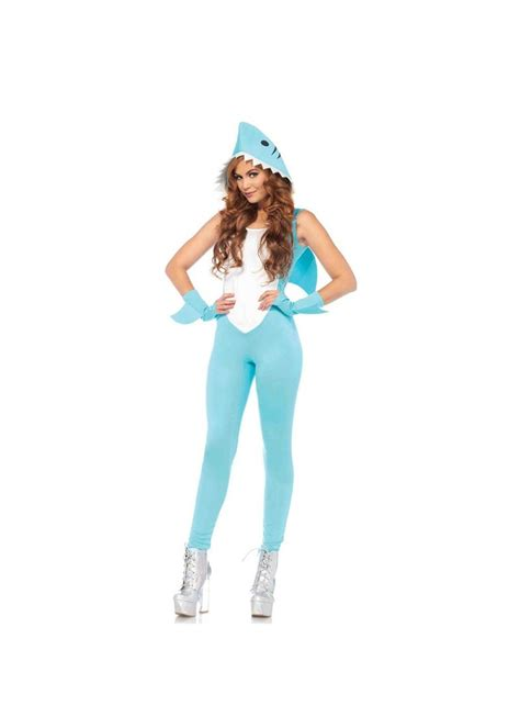 deadly land shark women costumes sexy costumes