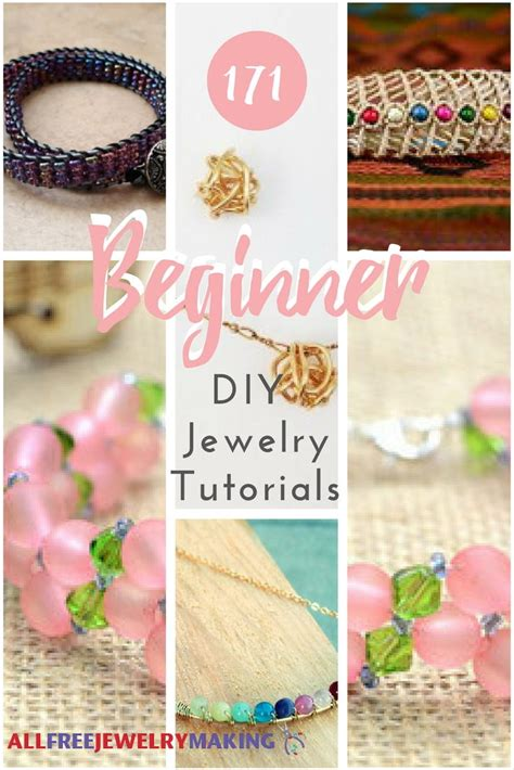 jewelry tutorials for beginners how to make jewelry 171 beginner diy jewelry tutorials