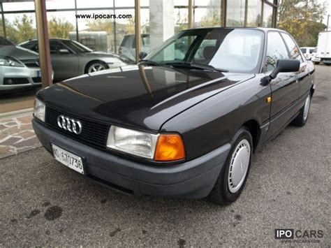 how make cars 1989 audi 80 seat position control audi 80 1 6 1989 auto images and specification