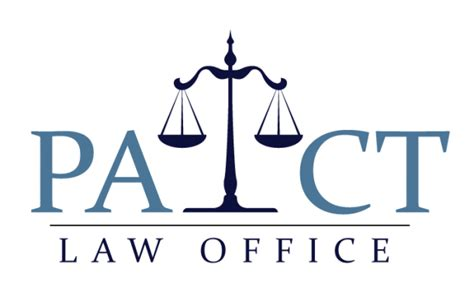 design law logo pact law office