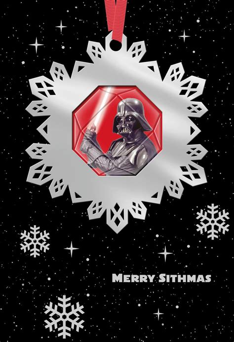 star wars  day  remember christmas card  ornament greeting cards hallmark