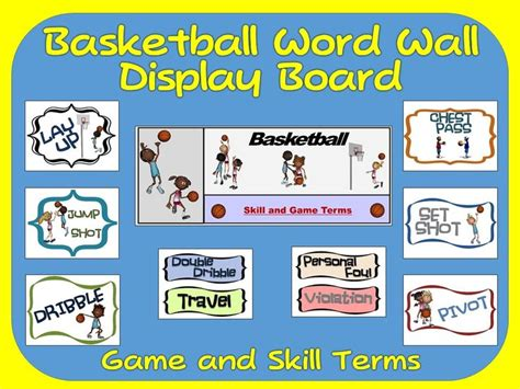 game design terminology 421 best cap n pete s physical education tpt products