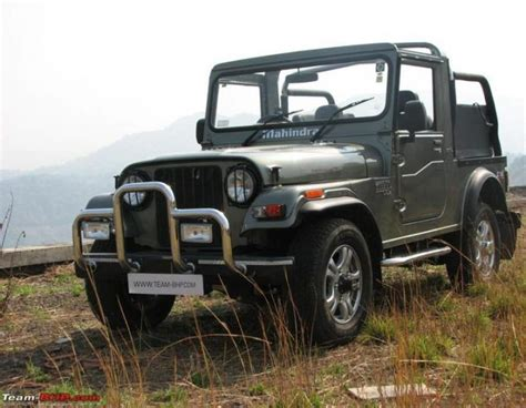 mahindra thar crde 4x4 ac mahindra thar now with a c and immobilizer team bhp