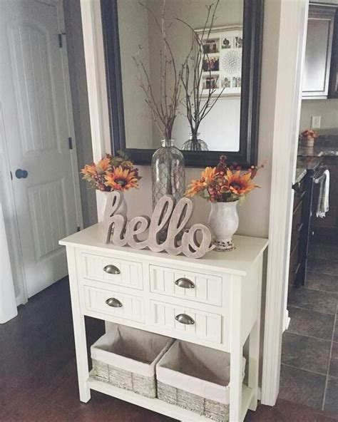 entry table home decor pinterest love this look pinteres