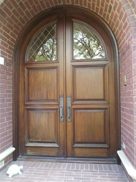 Front Door Refinishing Front Door Refinishing Gallery Aarons Touchup