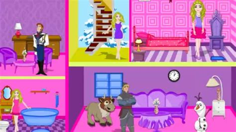 barbie home decoration game barbie doll house decorating games 2016 4k wallpapers