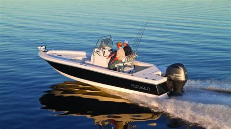 robalo boats reviews robalo news and reviews top speed