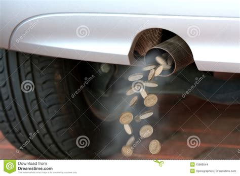 Kabel Gas Sgp Carry St100 stock images car exhaust image 15969544