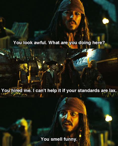 film quotes pirates of the caribbean johnny depp movie quotes pirates of the caribbean