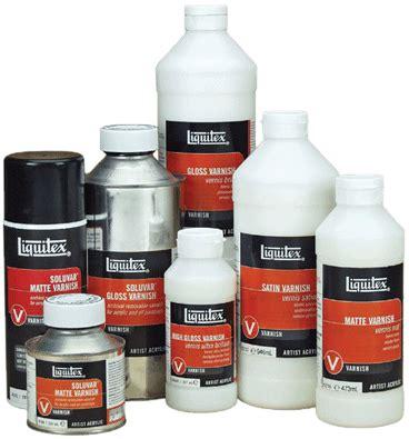 acrylic paint varnish liquitex acrylic varnishes rex supplies