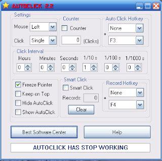 Auto Click 3 0 by A1rr3 Auto Clicker