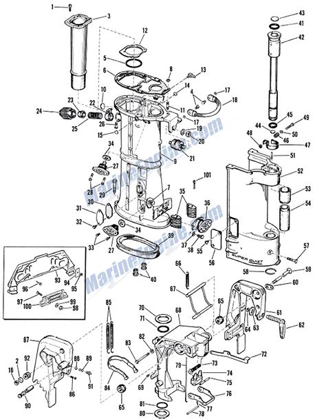 evinrude lower unit diagram mercury outboard motor lower unit diagram impremedia net