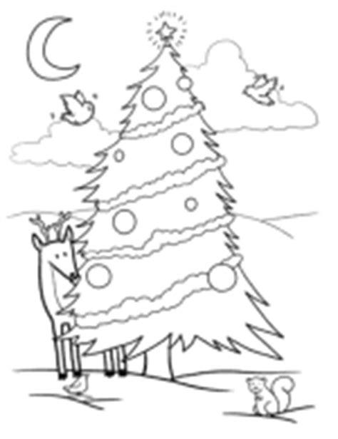 weihnachtsbaum mit photos zum anmalen weihnachtsausmalbilder malvorlagen adventszeit weihnachten