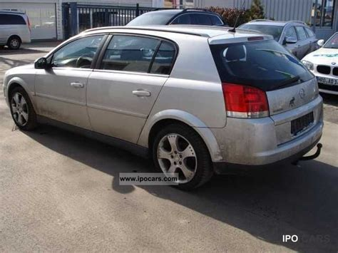 opel signum 2003 2003 opel signum photos informations articles