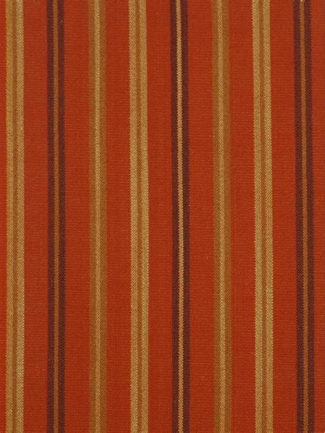 Striped Upholstery Fabrics by Orange Printed Striped Cotton Fabrics