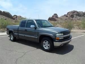 sell used 2001 chevrolet silverado 1500 4dr ext cab ls 4x4