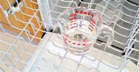 Vinaigre Dans Lave Vaisselle by Nettoyez Votre Lave Vaisselle En Profondeur En Seulement 3