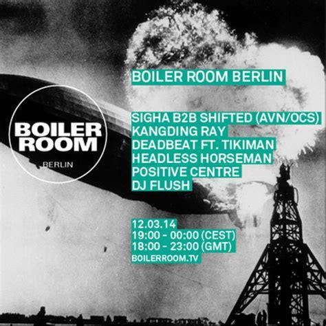 Boiler Room Tv Live by Headless Horseman Boiler Room Berlin Live Show By Boiler