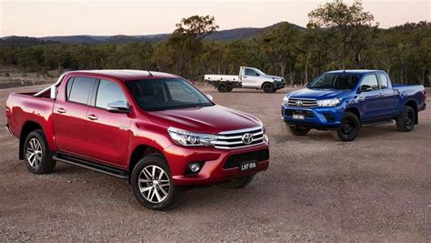 new cars from 2015 toyota hilux new car sales price car news carsguide