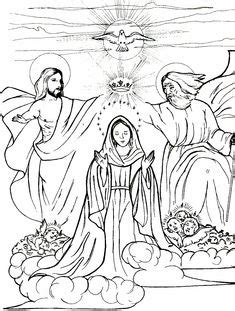 1000 images about mary queen of heaven lapbook on