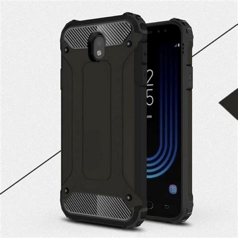 Cover Casing Samsung J1 Acej110 Rugged Armor Casehybirdcarbon anti urto cover custodia hybrid tough rugged armor per samsung j3 j5 j7 pro 2017 ebay