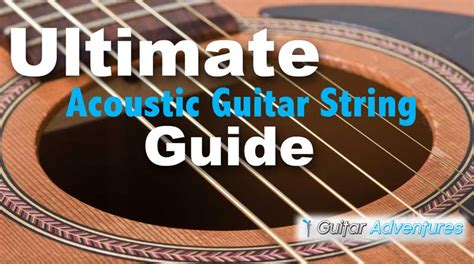 best light acoustic guitar strings guitar string guide acoustic